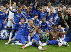 Can anyone for England emulate Chelsea's 2011 success? (Image from PA)