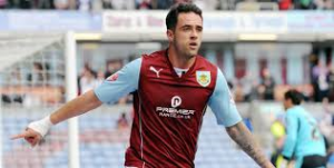 Danny Ings firing Burnley towards glory  (Image from Getty)
