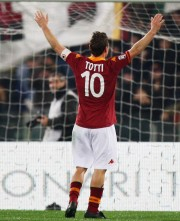 In the form of his life - Totti(Image from Getty)