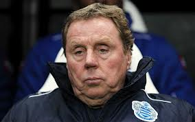 Happier times for Harry Redknapp  (Image from Getty)