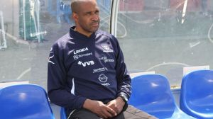 Sarpsborg boss, Brian Deane (Image from Getty)