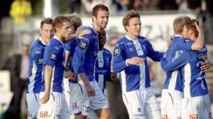 Sarpsborg players enjoying life under Deane  (Image from PA)