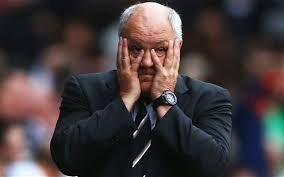 Not a good month for Martin Jol (Image from Nigerian Times)