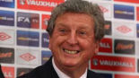 Hodgson will be hoping that he is still smiling after the draw  (Image from Getty)