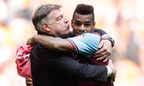 Big Sam (Image from AFP)