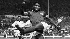 Eusebio hit 9 goals in the 1966 World Cup  (Image from Getty)
