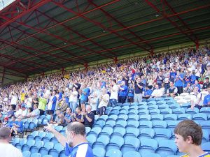 Revolt at Stockport over smelly fans (Image from Getty)