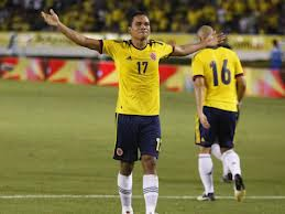 Could Bacca replace Falcao?  (Image from Getty)