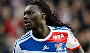 Early arrival - Bafétimbi Gomis  (Image from PA)