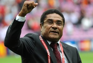 Farewell to Eusebio (Image from Getty)