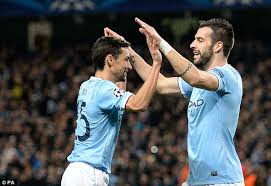 Negredo and Navas have been success stories for City this season  (Image from PA)
