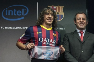 Is the Intel deal a sign of things to come?  (Image from AFP)