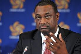 President in waiting - Jeffrey Webb  (Image from Getty)