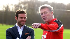 Mata in, but who's next (Image from Getty)