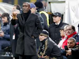Seedorf takes over as Milan boss (Image from Getty)