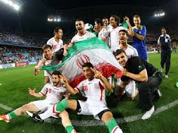 Long Shot - Iran will need a miracle to win the World Cup  (Image from PA)