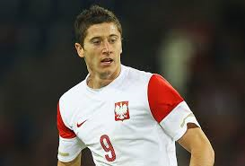 Dangerman - Robert Lewandowski  (Image from Reuters)