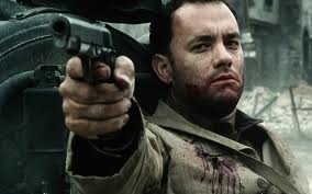Tom Hanks stars in Saving private Ryan (Image from Getty)