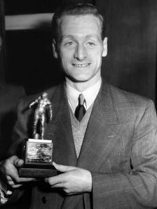 Two time Footballer of the Year Sir Tom Finney  (Image from PA)