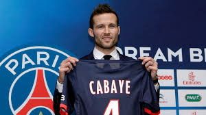 Cabaye exited for PSG in January  (Image from Getty)