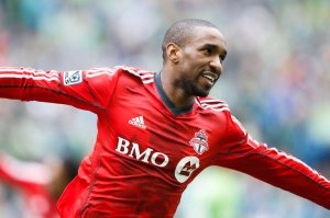 Defoe starts with a bang (Image from Joe Nicholson-USA TODAY Sports)