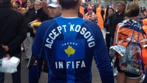 FIFA have yet to accept Kosovo as a member (Image from Getty)