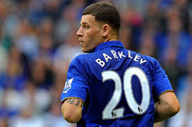 United fail to produce talent like Everton's Ross Barkley  (Image from Getty)