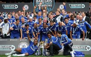 Chelsea's 2009 squad hold the record for top goalscorers with 103 (Image from PA)