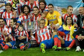 Atletico's triumph at last years Copa del Rey has given them new belief  (Image from afp)