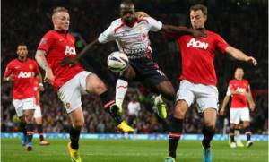 Liverpool exploited United's lack of pace at the back  (Image from Getty)