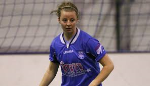 Trading Red for Blue - Birmingham's new signing Hannah Keryakoplis  (Image from Getty)