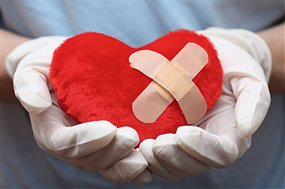 Did Ferguson hand over a damaged heart to Moyes?  (Image from Wikipedia)