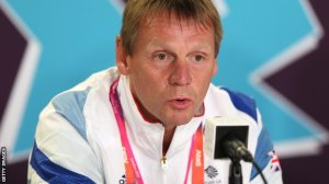Pearce was selected to manage Team GB  (Image from AFP)