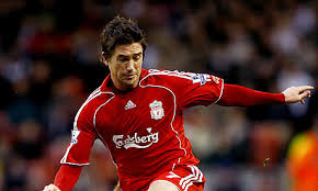 Kewell's time at Liverpool was ravaged by injuries (Image from PA)