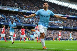 Man City under the microscope (Image from Getty)