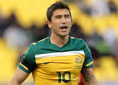 Kewell is one of Australia's most capped players  (Image from Getty)
