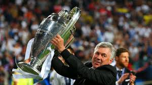 3rd Title for Ancelotti  (Image from Getty)