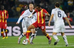 Ghana vs USA 2010 World Cup (Image from afp)
