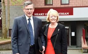 All Change - Levein and Budge (Image from SNTV)