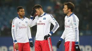 Relegation worries for Hamburg (Image from Getty)