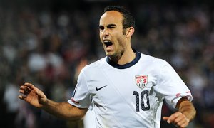 Out - Landon Donovan (Image from Getty)