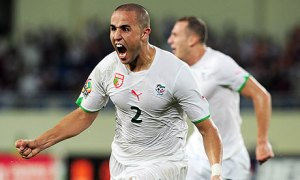 Lead by Example - Captain Madjid Bougherra  (Image from PA)