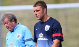 Rickie Lambert, England Striker  (Image from Getty)