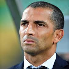 The youngest coach at the World Cup - Sabri Lamouchi  (Image from PA)