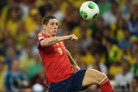 Torres in the Spain squad for now (Image from Getty)