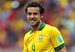 Fred will be the main goal threat for Brazil  (Image from Getty)