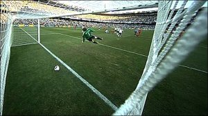 The Goal That Never Was - Lampard's strike against Germany was over the line  (Image from PA)