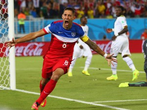 Dempsey has led the charge for the US (Photo by Michael Steele/Getty Images)
