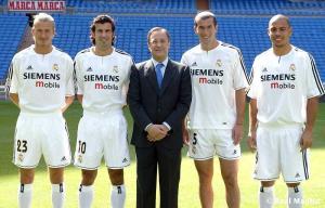Rebuilding Los Galacticos?  (Image from Real Madrid)