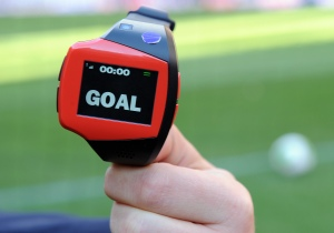 Goal Line Technology is now a reality  (Image by TOSHIFUMI KITAMURA/AFP/Getty Images